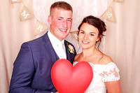 Mr and Mrs Robson - 23rd July 2016
