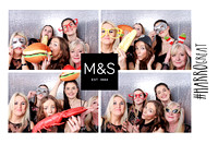 M&S Christmas Party 07.01.2017