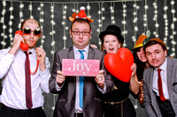 CNG Christmas Party 01.12.17 Harrogate