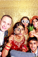 Preet & Rossy 30.09.17 The Priory Cottages